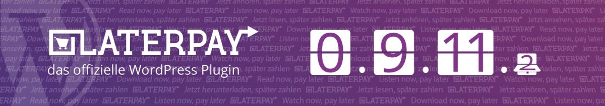 LaterPay WordPress Plugin 0.9.11.2